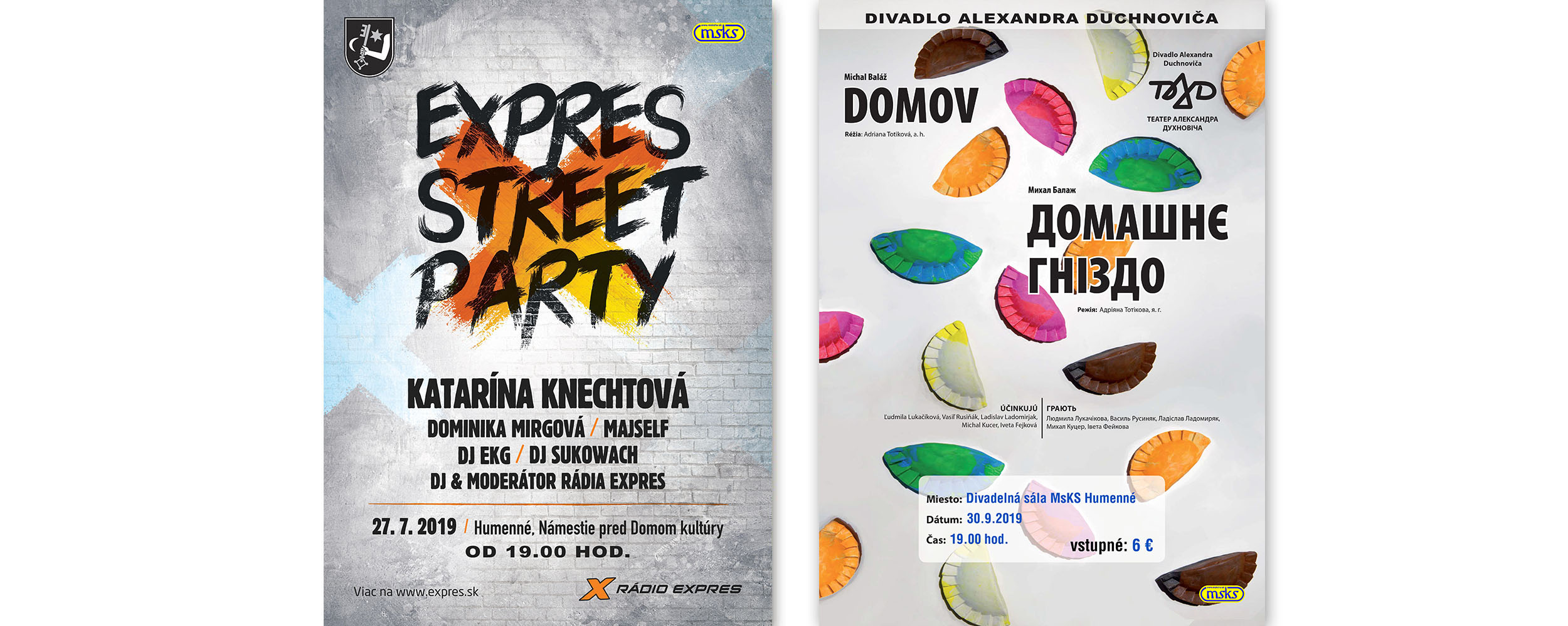 EXPRES PARTY DomoVv