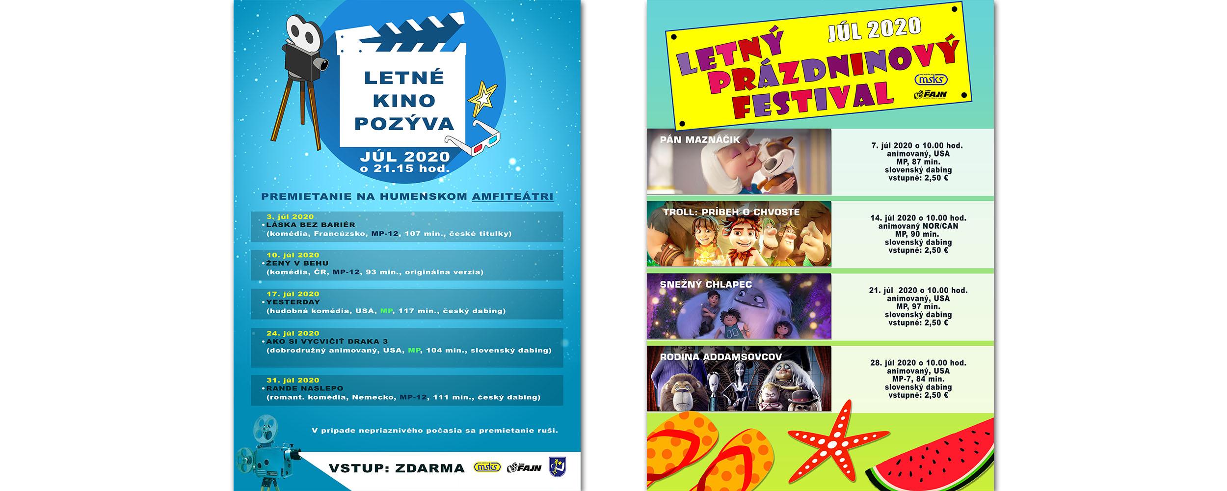 Letne Kino A Prazdn Fest
