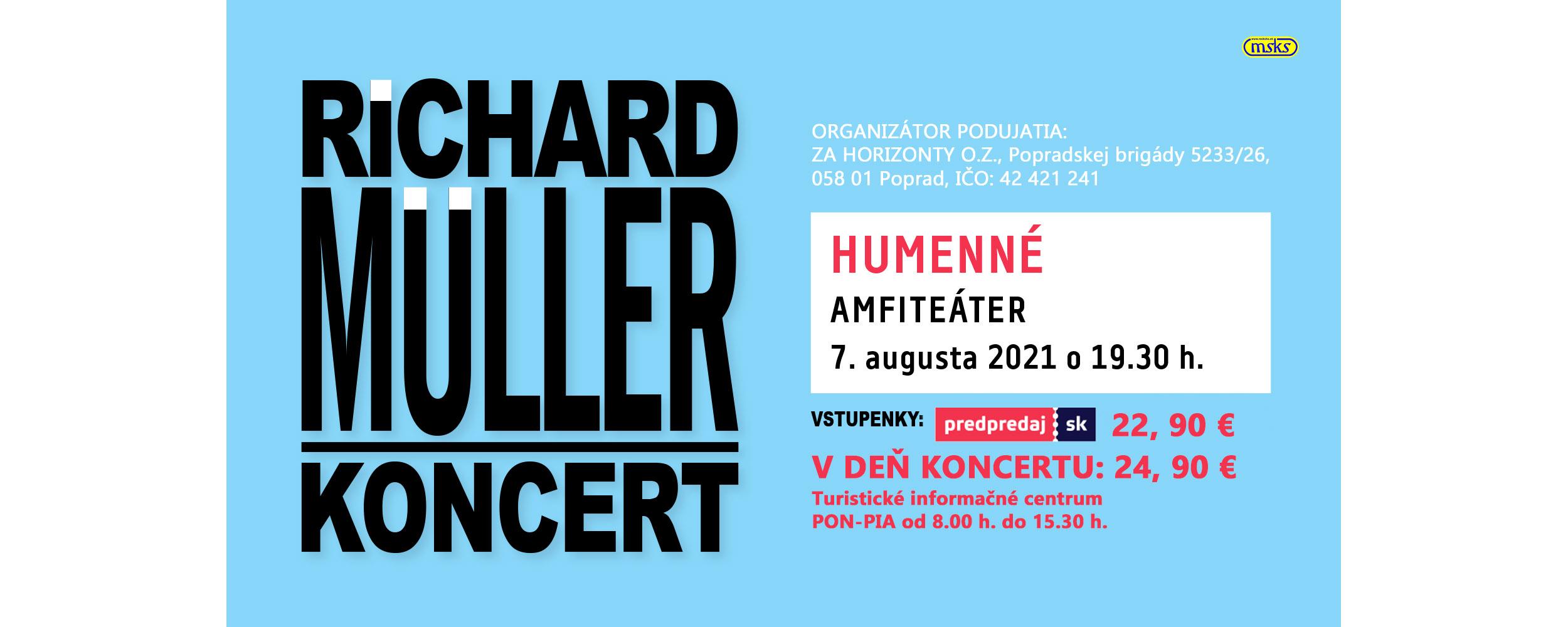 Richard Muller 2021