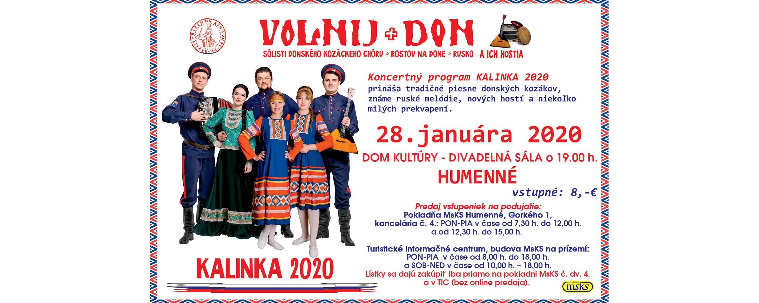 Donsky Kozaci Kalinka
