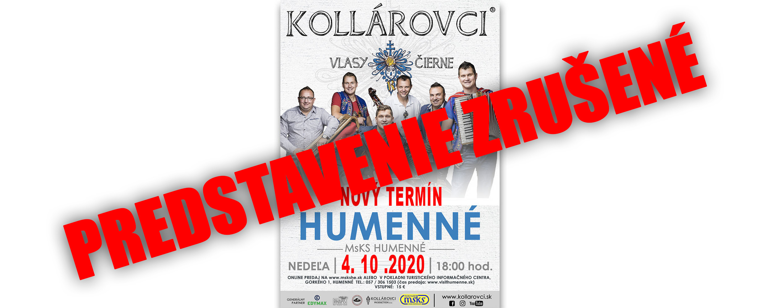 Kollarovci Novy Termin 2