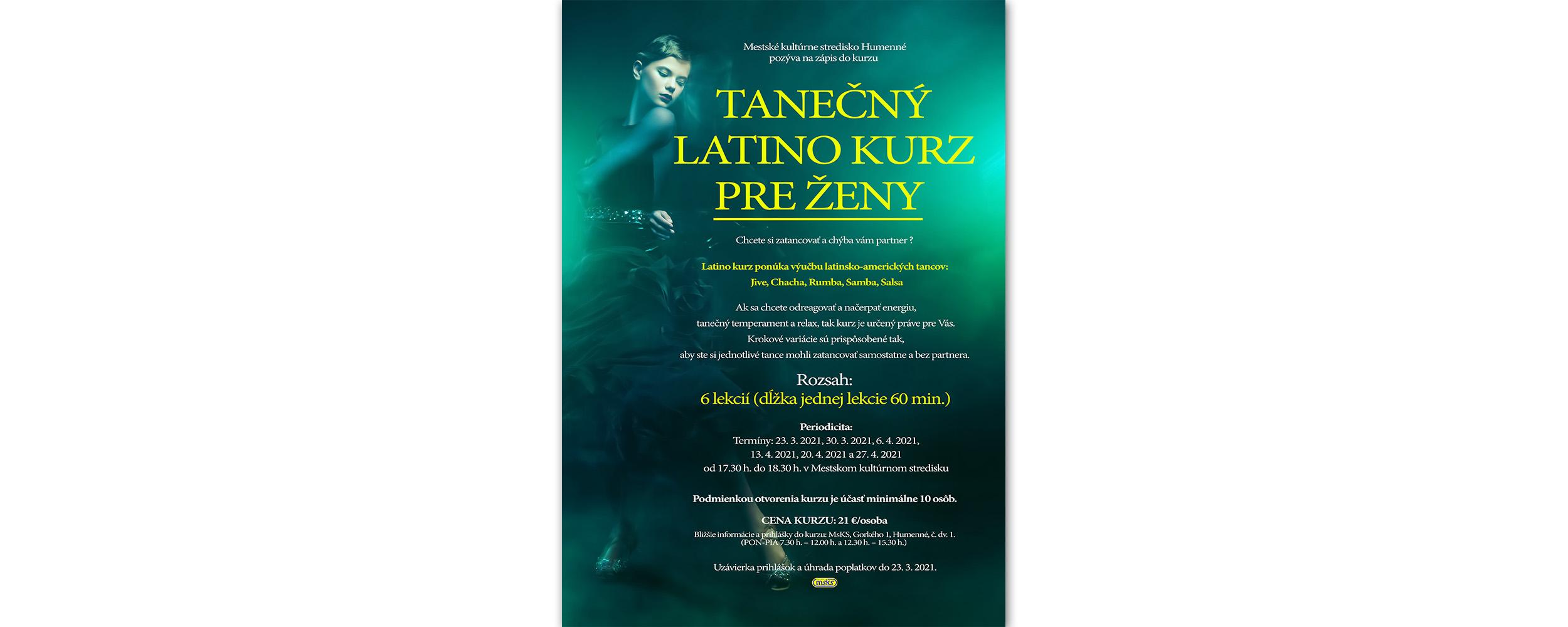 Latino Tanec