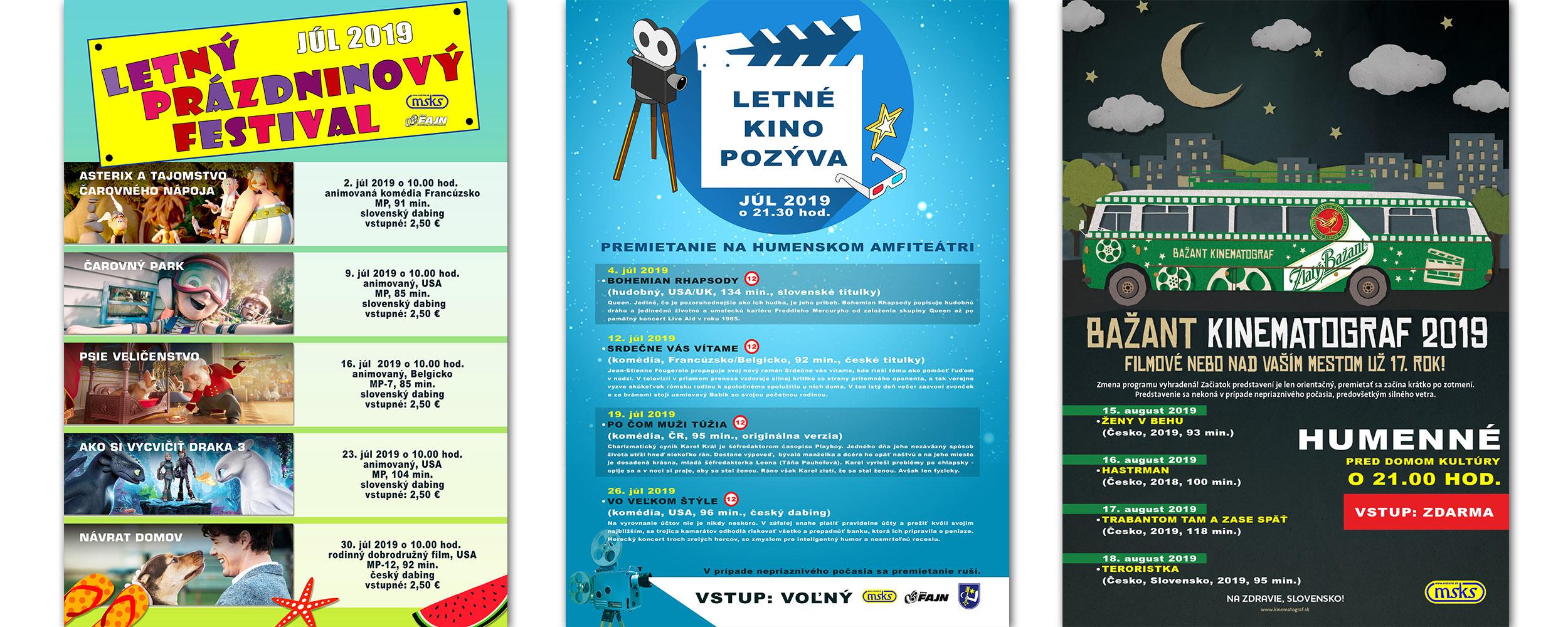 Letny Fest Amfikbazant Kino