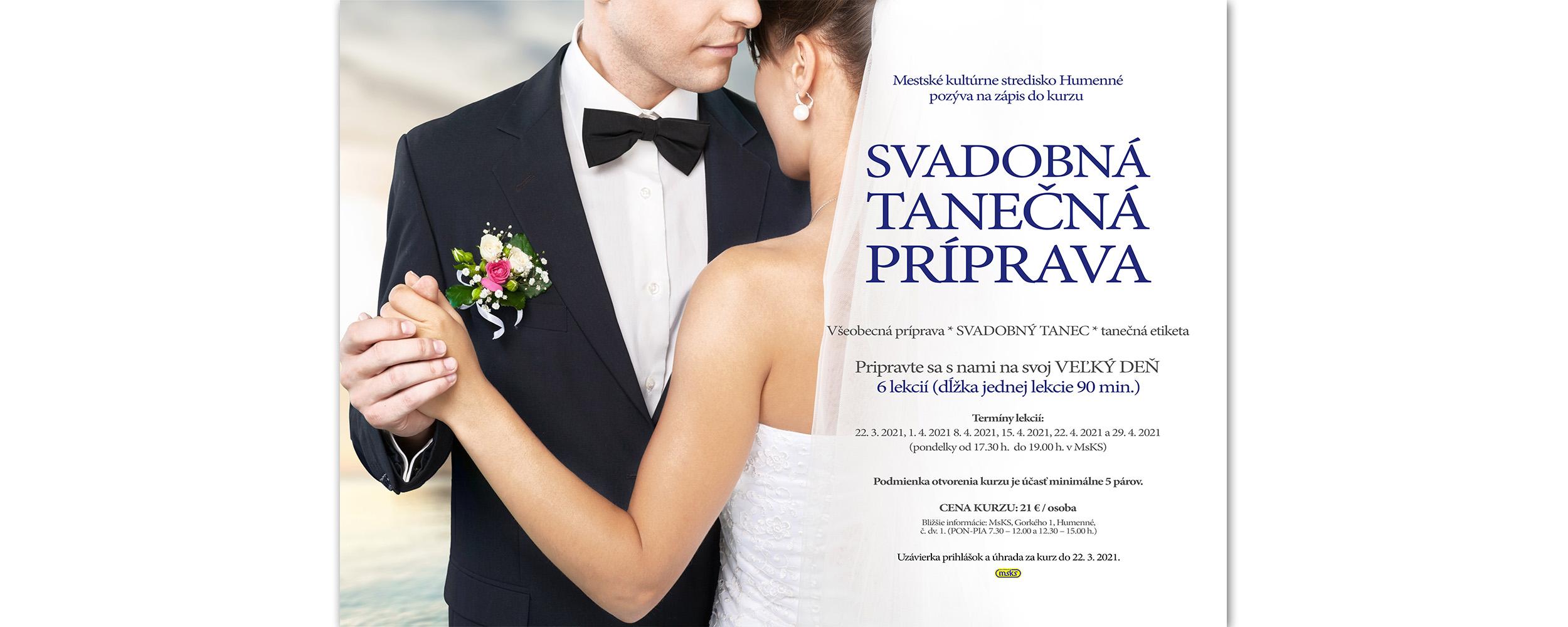 Svadobná Tanečná Príprava